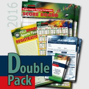 NRL Footy Tipping Pack