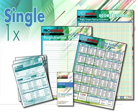 Single Tipping Pack 2020 Proscore