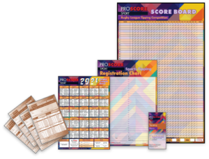 ProScore Rugby League (only) Tipping Pack (Single)